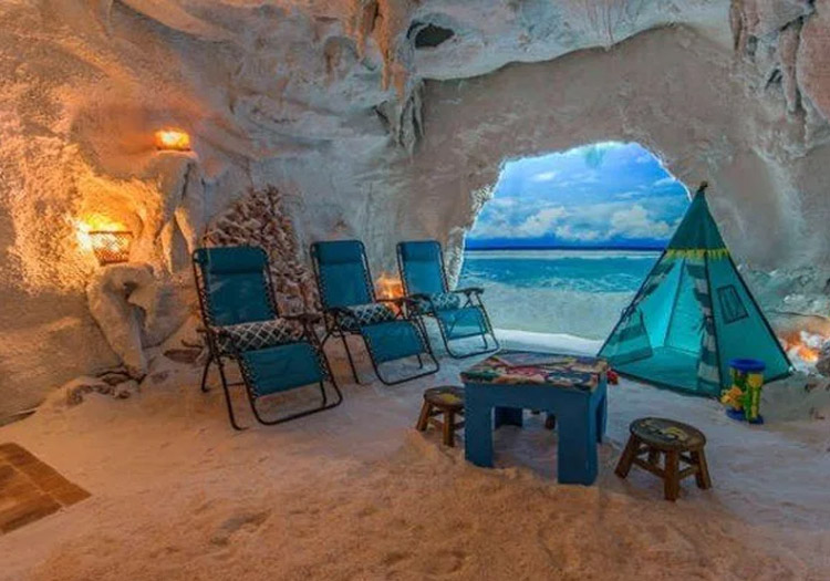 Salt therapy. A history lesson